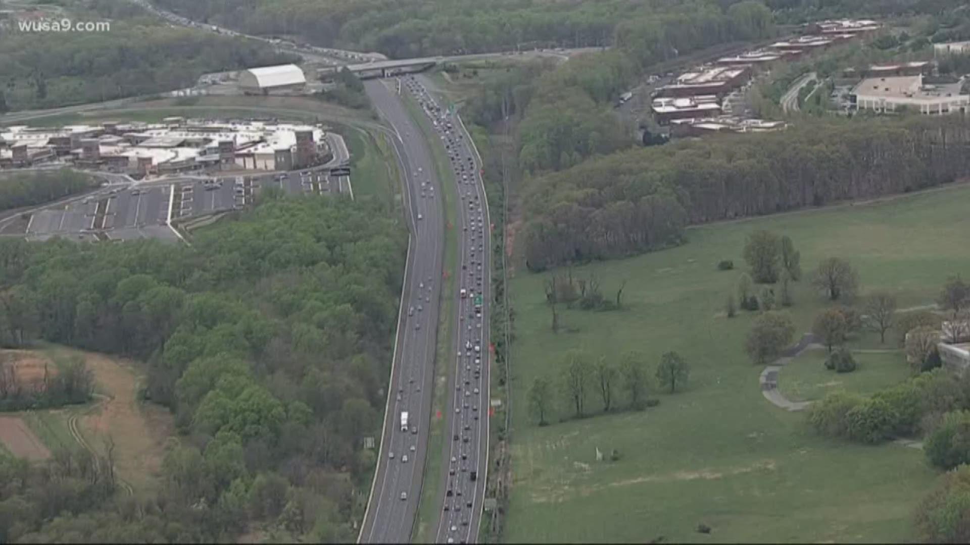 Hogan delays Beltway privatization toll plan to win approval for I-270 improvements sooner