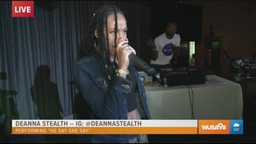 DMV Soundcheck: Deanna Stealth