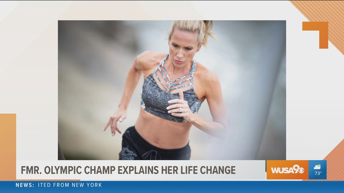 2012 Olympic Silver Medal winner Dotsie Bausch explains how her plant-based diet makes a huge difference