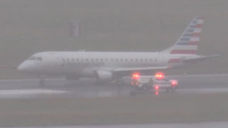 70+ passengers bussed to terminal after landing goes wrong at Reagan National Airport