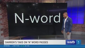 Darren Haynes' take on 'N-word passes' distributed at Md. high school