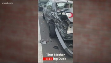 Video of a serious crash caused by a local drunk driver goes viral