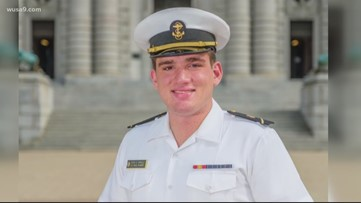 Naval Academy midshipman dies during physical readiness test