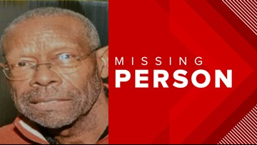 LOCATED: 72-year-old Northwest man
