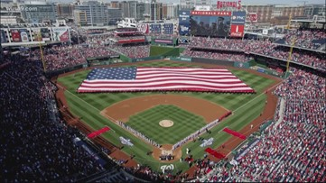 Nationals, Major League Baseball to help stadium workers
