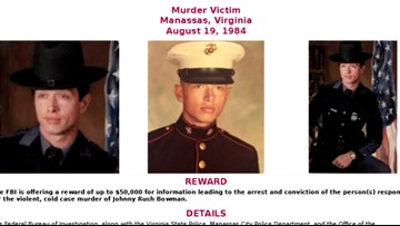 Murder of Virginia State Police trooper still unsolved, 35 years later