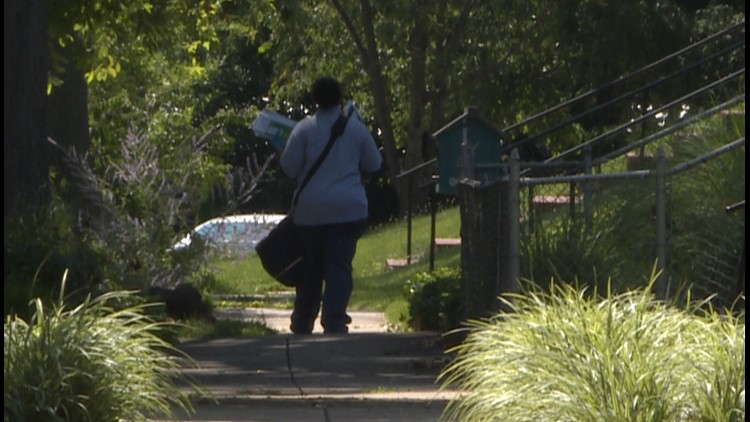 Delayed mail in Southeast community highlights ongoing USPS problems in DC