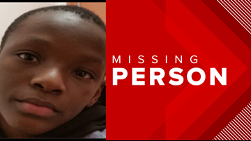 CRITICAL MISSING: 12-year-old Gregory Dallas Robinson from Southeast DC