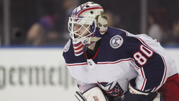 Blue Jackets goalie's death an unfortunate tale of how dangerous fireworks can be