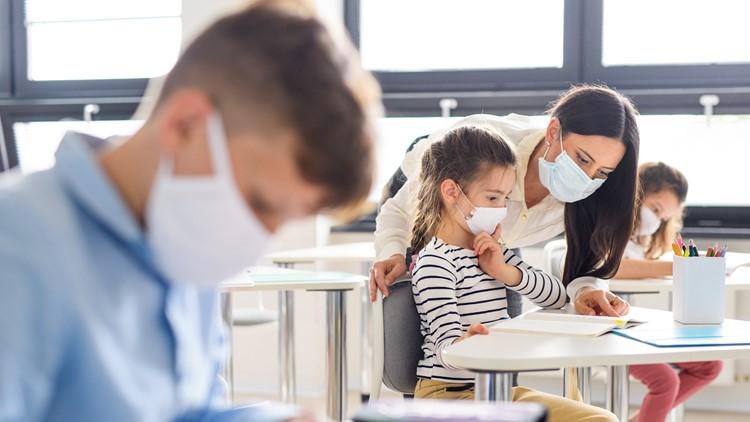 Arlington Public Schools announce universal masking requirement for 2021-2022