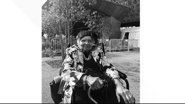 DC's hat lady, Ms. Vanilla Beane turns 100