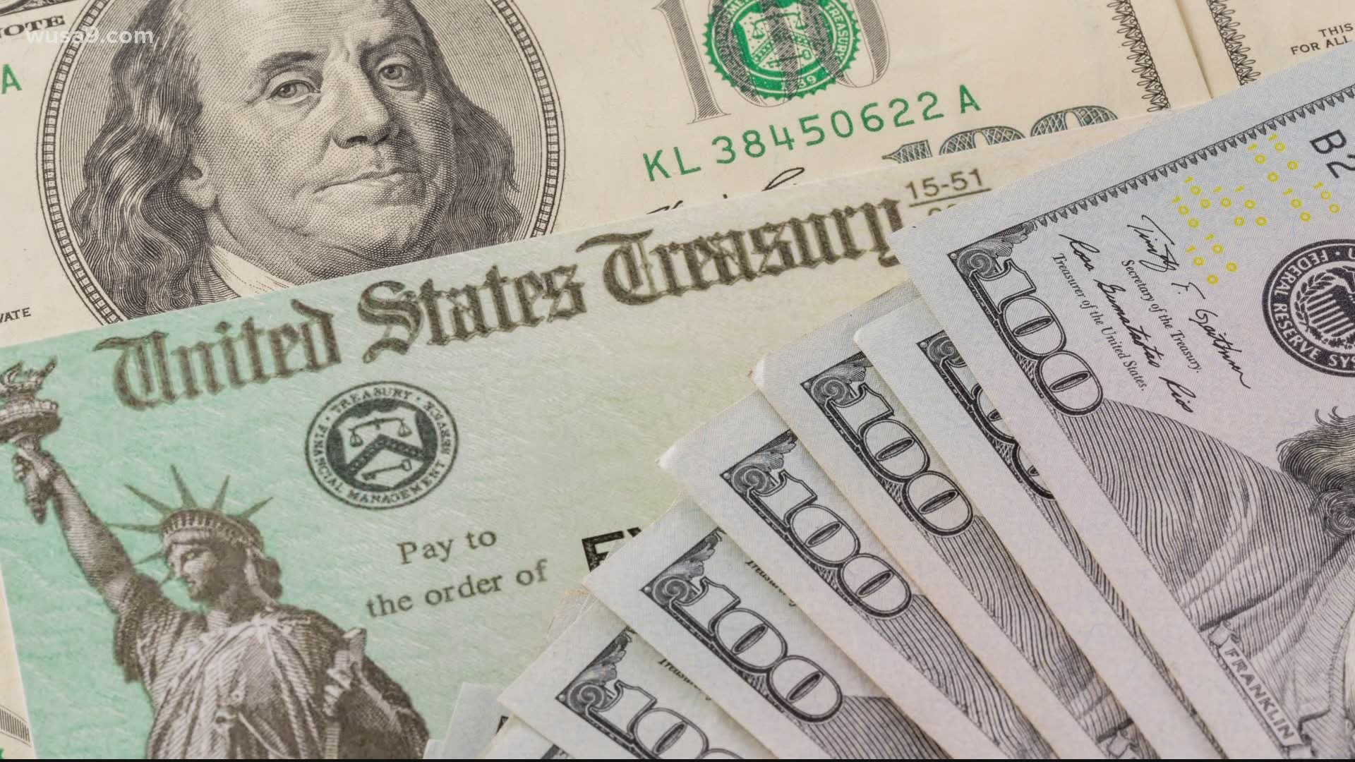 Verify Your Stimulus Check Questions Answered Wusa9 Com
