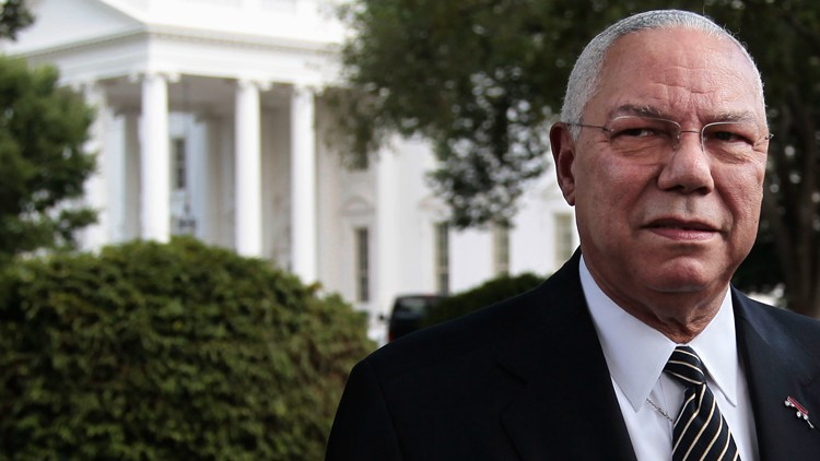 Colin Powell, first Black US Secretary of State dies at 84