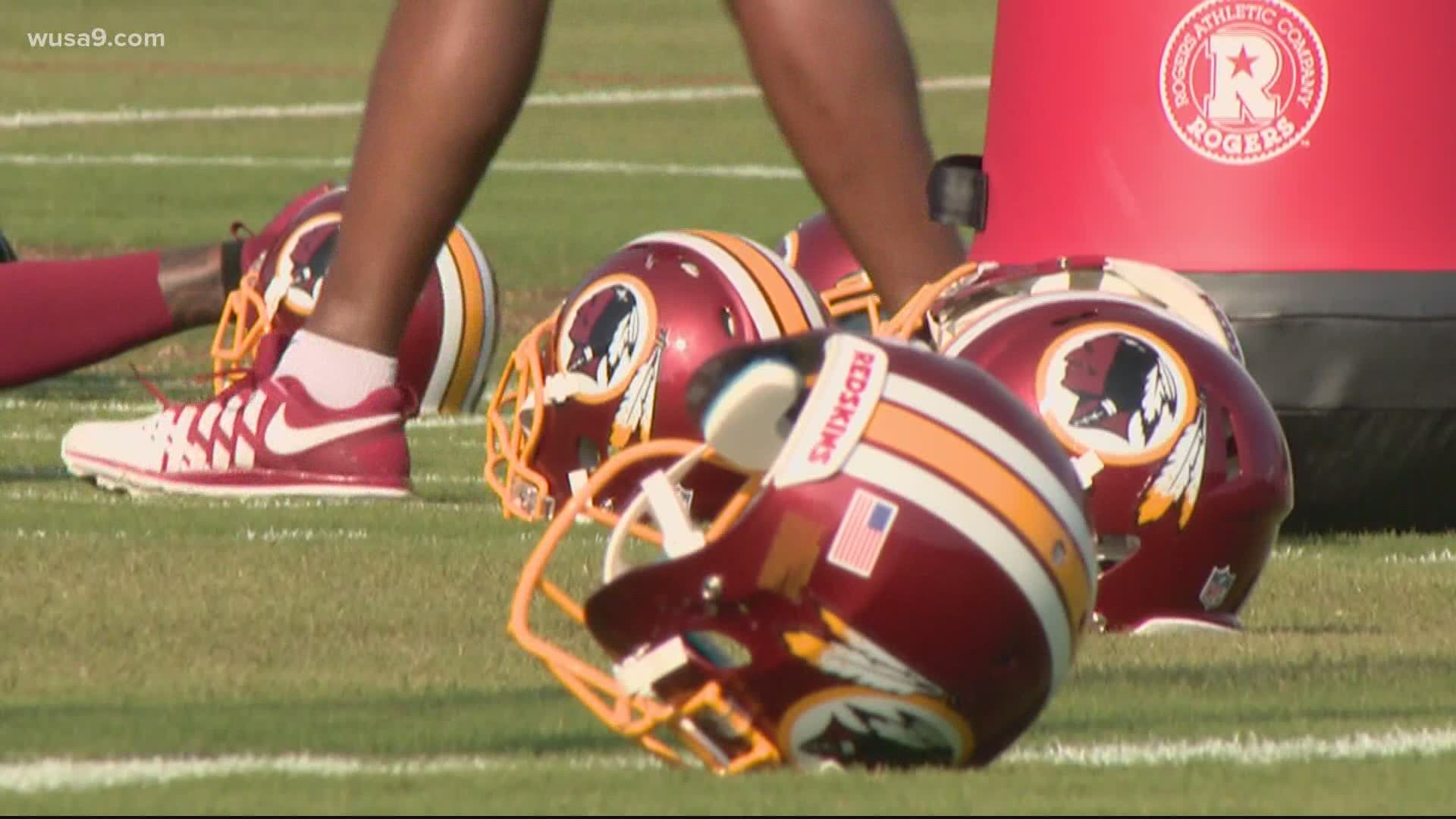 Native American Leaders React To Redskins Possible Name Change Wusa9 Com