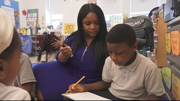 DC teacher's fight against school-to-prison pipeline starts in her 3rd grade classroom | #ForTheCulture