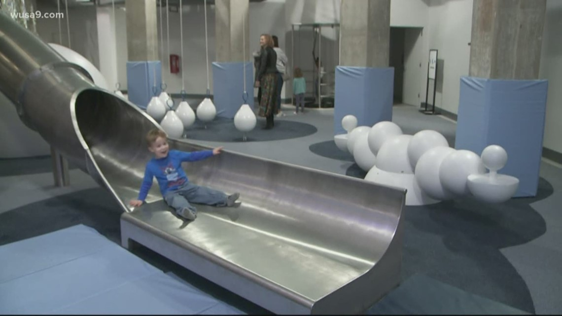 A new Children's Museum in DC gives kids a space to explore and imagine
