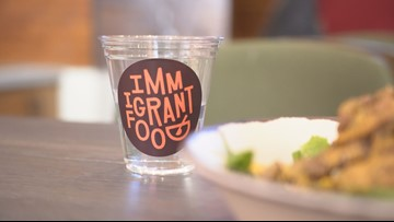 DC restaurant 'Immigrant Food' opens near White House