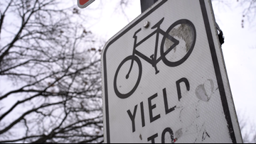 These are DC, Maryland & Virginia's most dangerous roads for cyclists & pedestrians