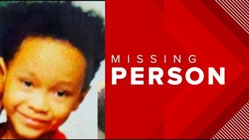 CRITICAL MISSING: 6-year-old Zahveair Harrison