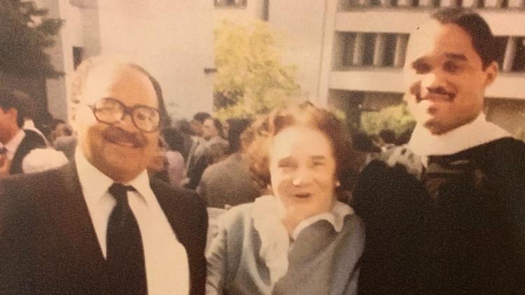 Darryl and grandparents