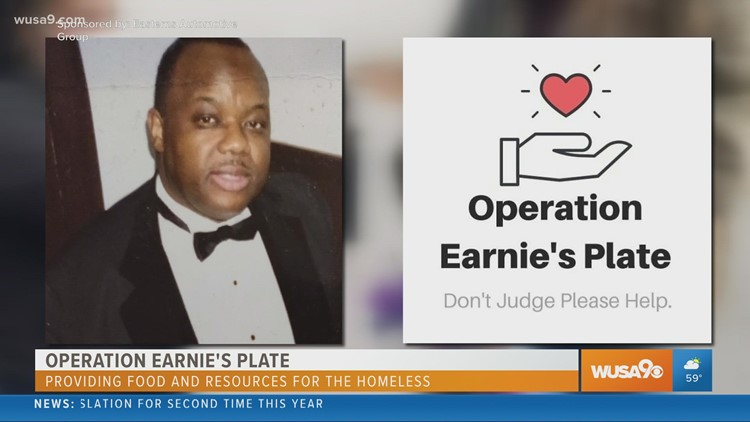 Operation Earnie's Plate:  Local organization is fighting food insecurity one plate at a time   Road to a Better Community