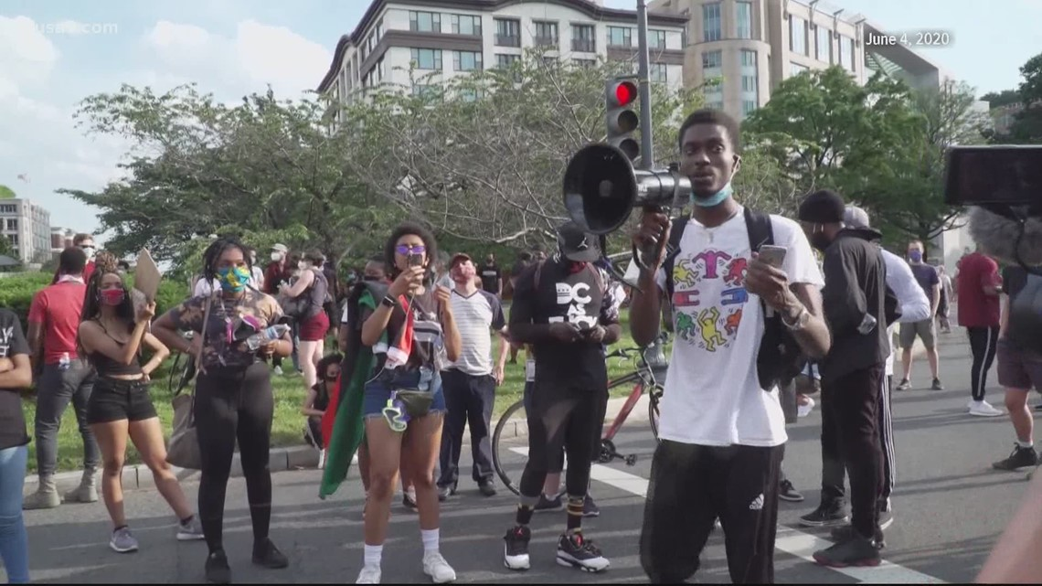 Young social justice leader calls for action after March on Washington