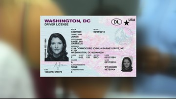 Complaints suggest some TSA agents don't believe DC licenses are American