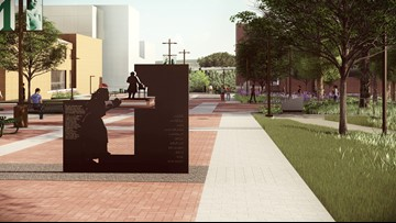 George Mason University raises funds for a memorial dedicated to the people their namesake enslaved