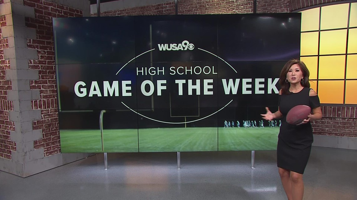 Game of the Week: Hayfield High School vs John Lewis High School