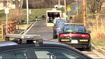 1 dead in officer-involved shooting in Thurmont, Md.