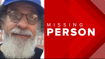 LOCATED: 68-year-old Arnold 'Arnie' Bell