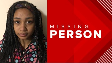 CRITICAL MISSING: 15-year-old Zakaiya Yasmine Jones