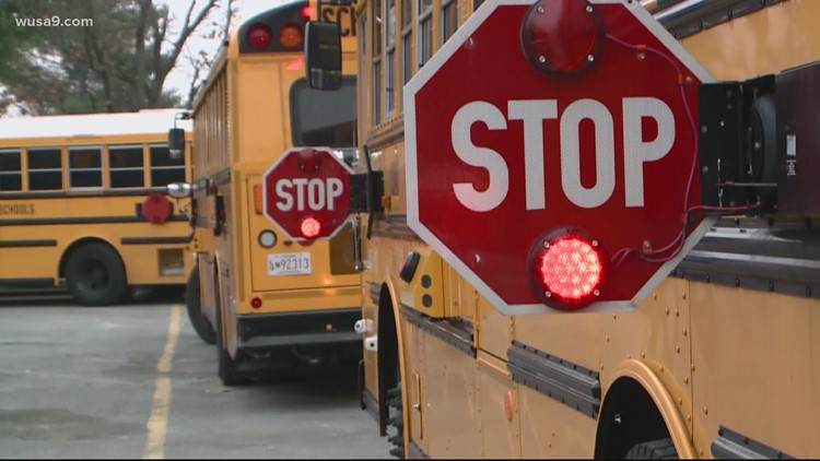 Gov. Larry Hogan asks for  school bus driver credentials, driving tests to be given 'as quickly as possible'