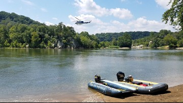 Body found in Potomac River, officials say