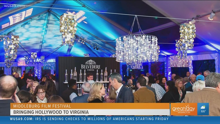A peek at the Middleburg Film Festival in Virginia as it returns to an in-person event