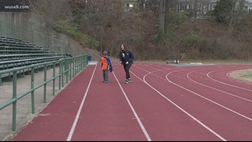 Area Codes | Nine-year-old Matteo Lambert is running to raise money for cancer research