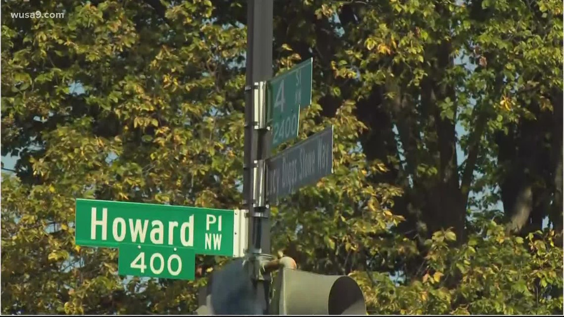 Howard University names street after Lucy Diggs Slowe