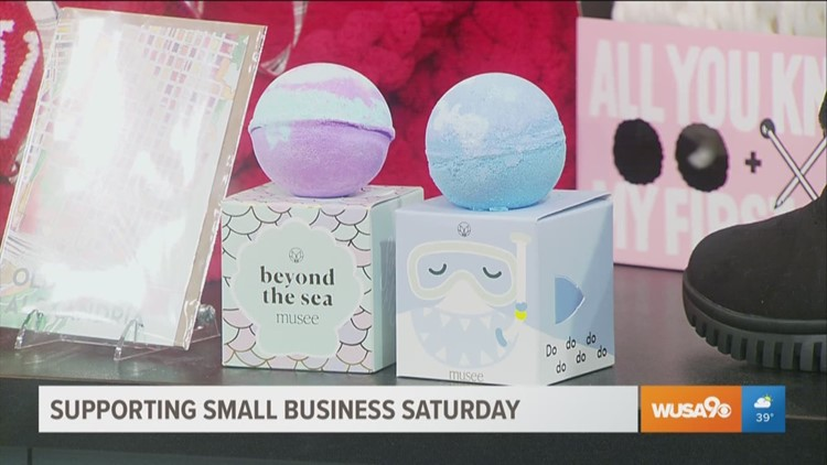 Find the perfect holiday gift at your local small business