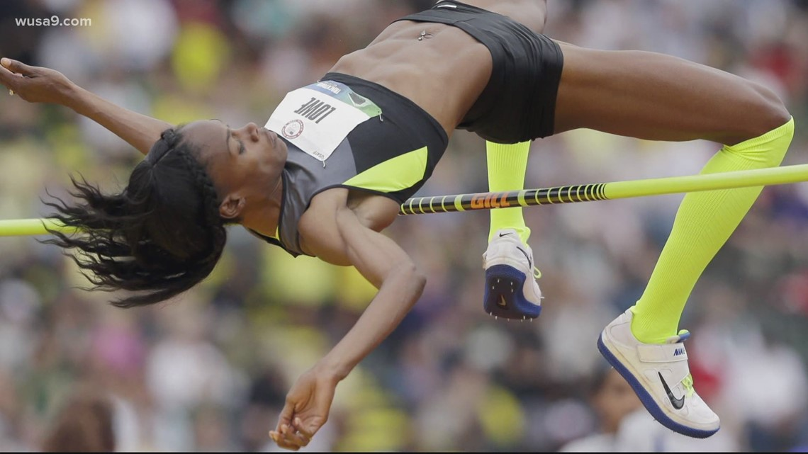 Olympian Chaunte Lowe Beat Cancer, Covid and now she is using her platform to help others