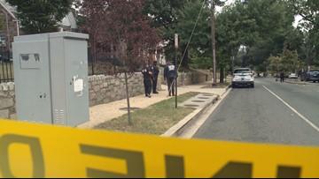 Man hurt in SE DC shooting