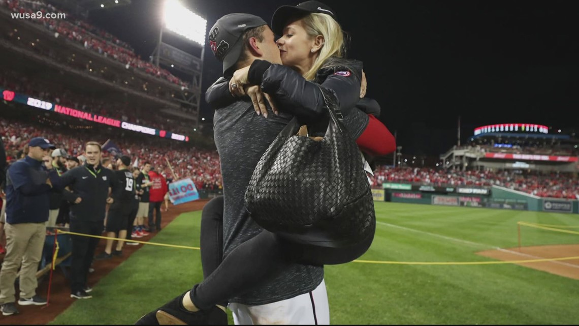 Ryan Zimmerman's wife describes how a 2020 season at home left the family missing baseball