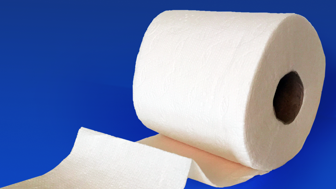 Where has all the toilet paper gone?