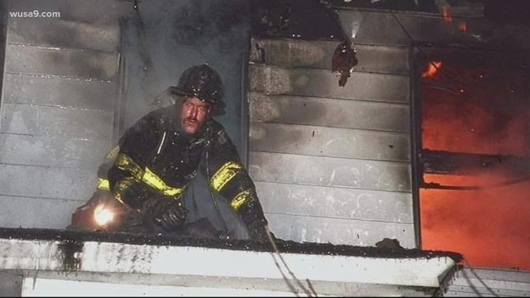 Retired firefighter honors nearly 100 hero friends who died on September 11