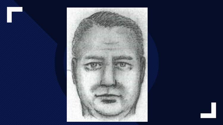 Composite sketch of 1999 Burke abduction suspect