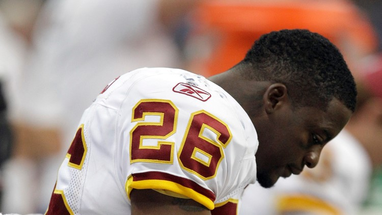 Former Redskins player Clinton Portis among 10 people charged for allegedly defrauding NFL's health care plan