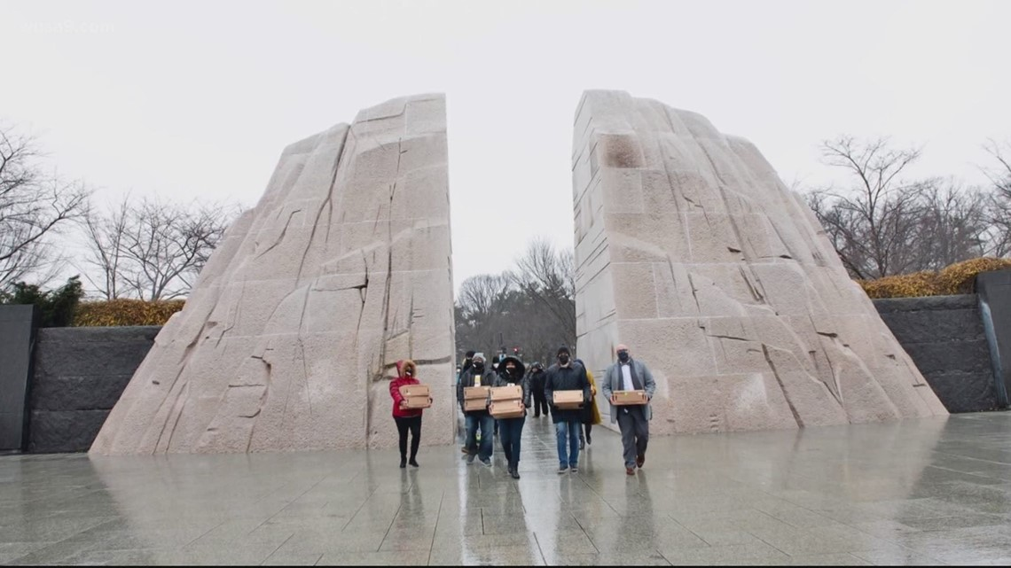 MLK Memorial Foundation lends a helping hand on 10th anniversary | Get Uplifted