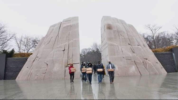 MLK Memorial Foundation honors 10th anniversary by lending helping hand | Get Uplifted
