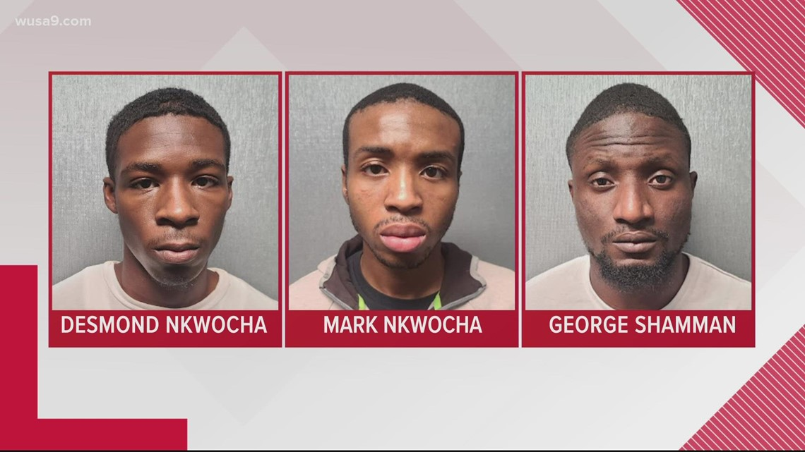 3 suspects charged in fatal shooting of 8-year-old PJ Evans