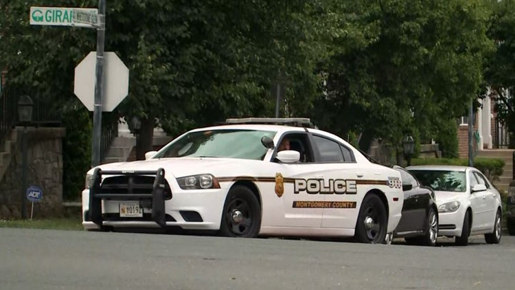 Police: Victim injured in reported Gaithersburg carjacking; suspects still on the run