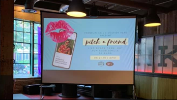 DC Bar holds 'Pitch a Friend' event, like Shark Tank but for your single friends